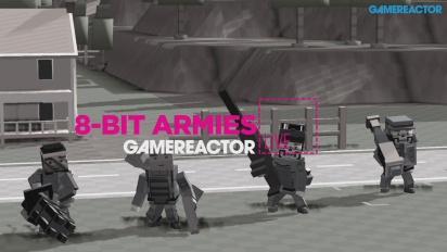 Vi testspelar retroflirten 8-Bit Armies