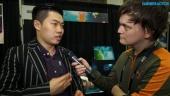 Koi till Playstation 4 - Vi pratar lite med Alen Wu
