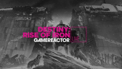 Destiny: Rise of Iron - Livestream-repris