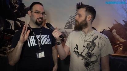 The Surge - Vi intervjuar Adam Hetenyi