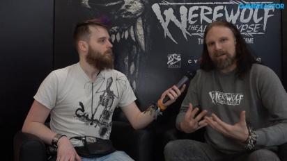 Werewolf: The Apocalypse - Vi pratar med Martin Ericsson