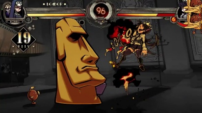 Skullgirls - Behold Double Trailer