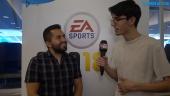 FIFA 18 - Samuel Rivera intervjuad
