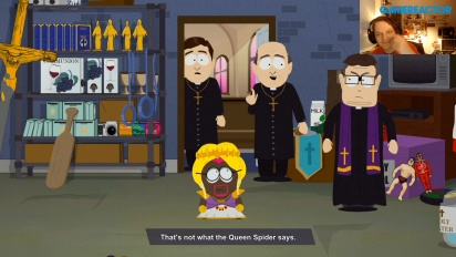 Vi spelar South Park: The Fractured but Whole