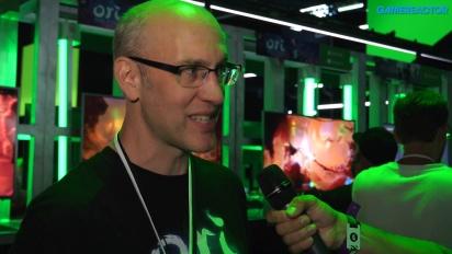 GRTV @ E3 2018: Intervju med studion bakom Ori and the Will of the Wisps
