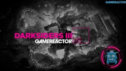 GRTV smiskar demoner i Darksiders III