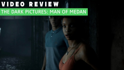 GRTV videorecenserar The Dark Pictures Anthology: Man of Medan