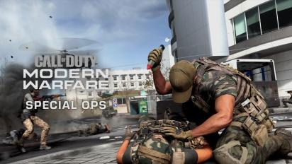 Call of Duty: Modern Warfare - Special Ops (Sponsrad #3)