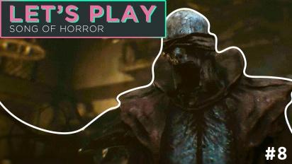 GRTV skräckmyser lite mer med Song of Horror
