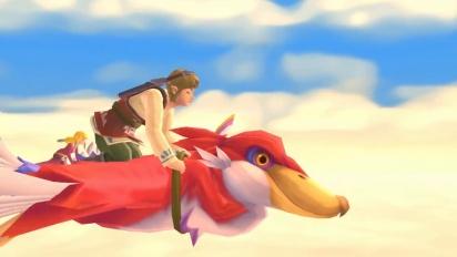The Legend of Zelda: Skyward Sword HD - Nintendo Switch Announcement