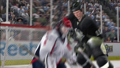 NHL 12 - Dynamic Goalie Trailer