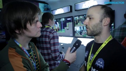 E3 13: Mercenary Kings - Intervju