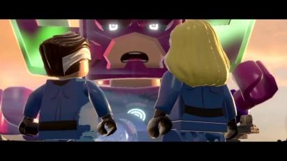 Lego Marvel Super Heroes US Launch Trailer