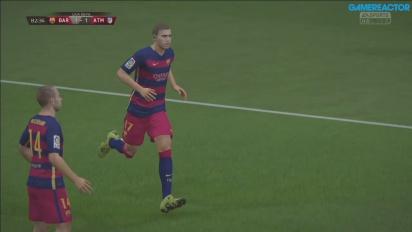 FIFA Veckans Match - Barcelona vs. Atletico