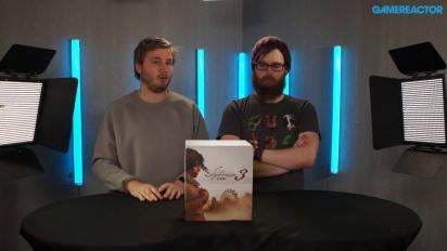 Syberia 3 - Vi packar upp Collector's Edition