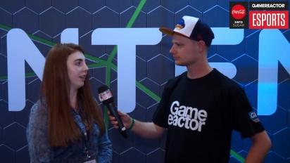Vi pratar med Marita från Exotic Gaming