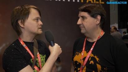 GRTV intervjuar teamet bakom Earthfall