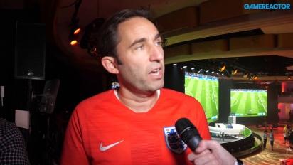 GRTV @ E3 2018: Intervju med folket bakom FIFA 19