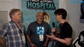 GRTV pratar med folket bakom Two Point Hospital