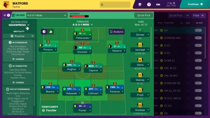 Football Manager 2019 Touch - Nintendo Switch Trailer
