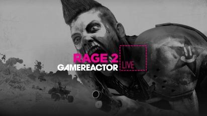 GRTV myser lite mer tillsammans med Rage 2