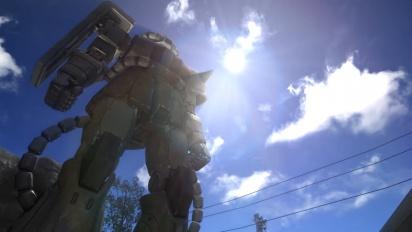 Mobile Suit Gundam Battle Operations 2 - Western Announcement