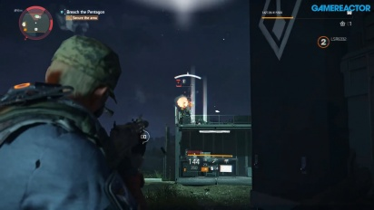 The Division 2: Episode 2 - Breaching Pentagon Gameplay