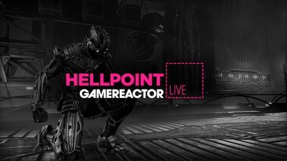 GRTV ger sig i kast med Hellpoint