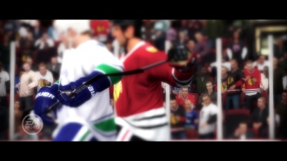 NHL 12 - Legends Teaser