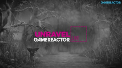 Vi spelar Unravel