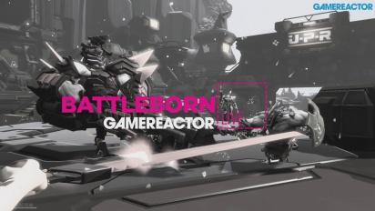 Vi spelar en himla massa Battleborn