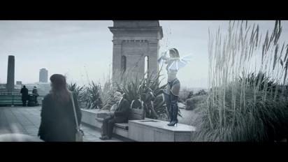 Mortal Kombat - Kitana Vita Live Action Trailer