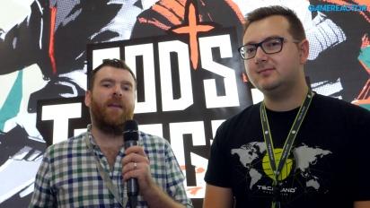 God's Trigger - Vi pratar spelgrafik med Joe Bognar