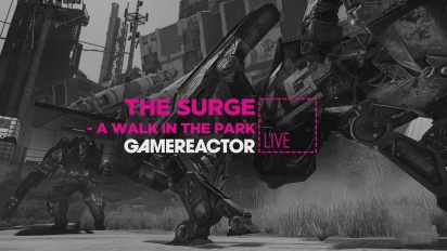 Vi spelar The Surge: A Walk in the Park (1)