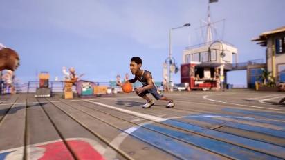 NBA Playgrounds 2 - Debut Trailer