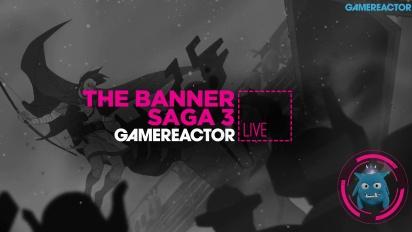 GRTV spelar ett par timmar av The Banner Saga 3