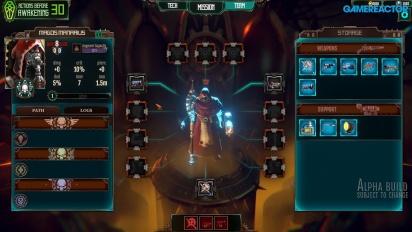 Warhammer 40,000: Mechanicus - demo-spelande och intervju
