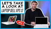 GRTV packar upp nya Dell XPS 13 (2019)