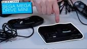 GRTV packar upp Sega Mega Drive Mini