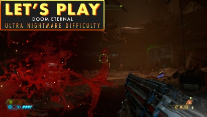 GRTV testar Doom Eternal - Ultra Nightmare Difficulty