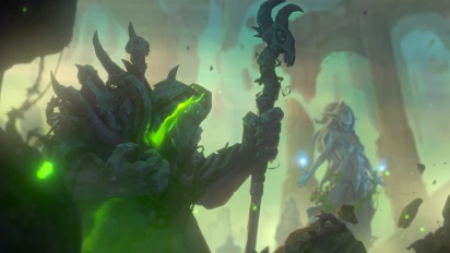 Hearthstone: Ashes of Outland - Demon Hunter Cinematic Trailer