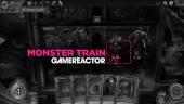 GRTV myser lite tillsammans med Monster Train