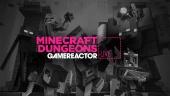 GRTV myser lite med Minecraft Dungeons