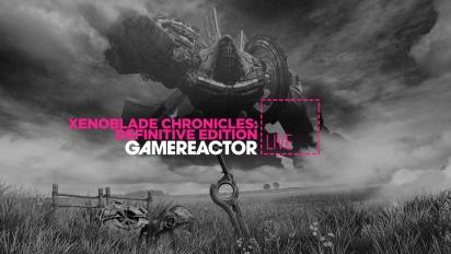 GRTV spelar Xenoblade Chronicles: Definitive Edition