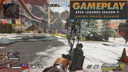 Apex Legends Season 9 - Arenas (Phaserunner) - Gameplay