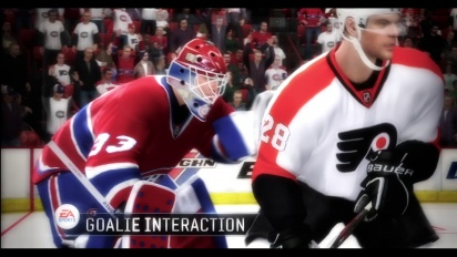 NHL 12 - Roy & Roenick Unveil Trailer