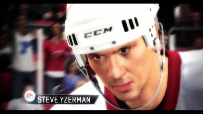 NHL 12 - Unveil Salming Yzerman