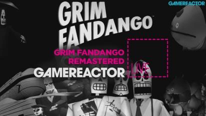 Grim Fandango Remastered - Livestream Replay