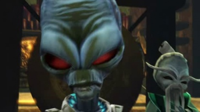 Destroy All Humans! PotF - THQ Gamers' Day 08: Trailer