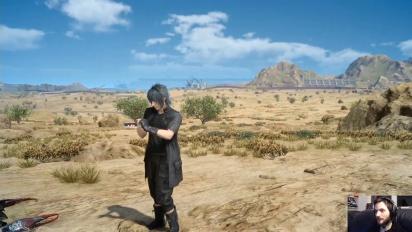 Final Fantasy XV - GR Sverige Live-repris